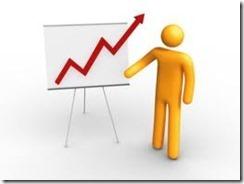 Report upward growth