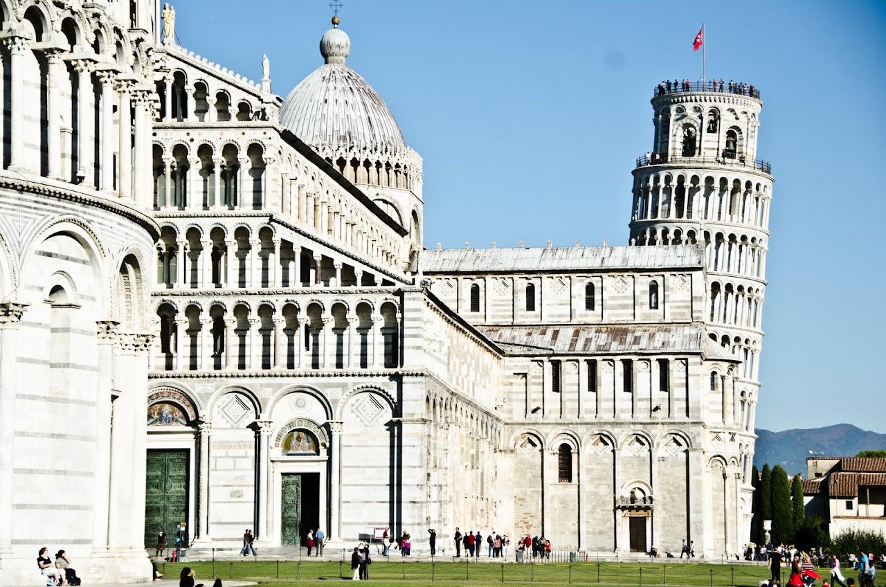 Pisa Duomo complex