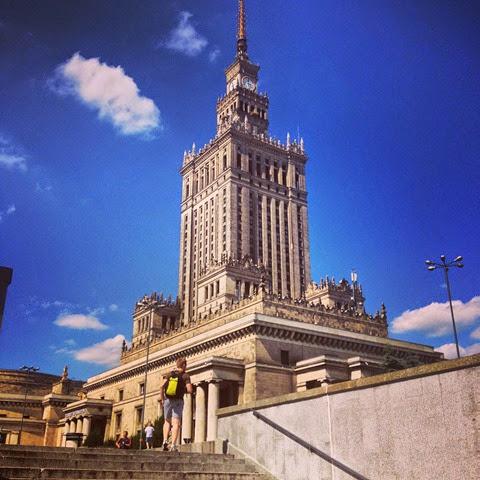 Варшавский музей. Польша. Варшава. Poland. Warsaw.