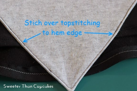heart pocket tutorial