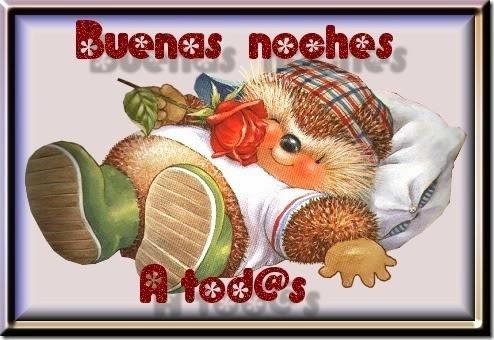 BUENAS NOCHES (6)