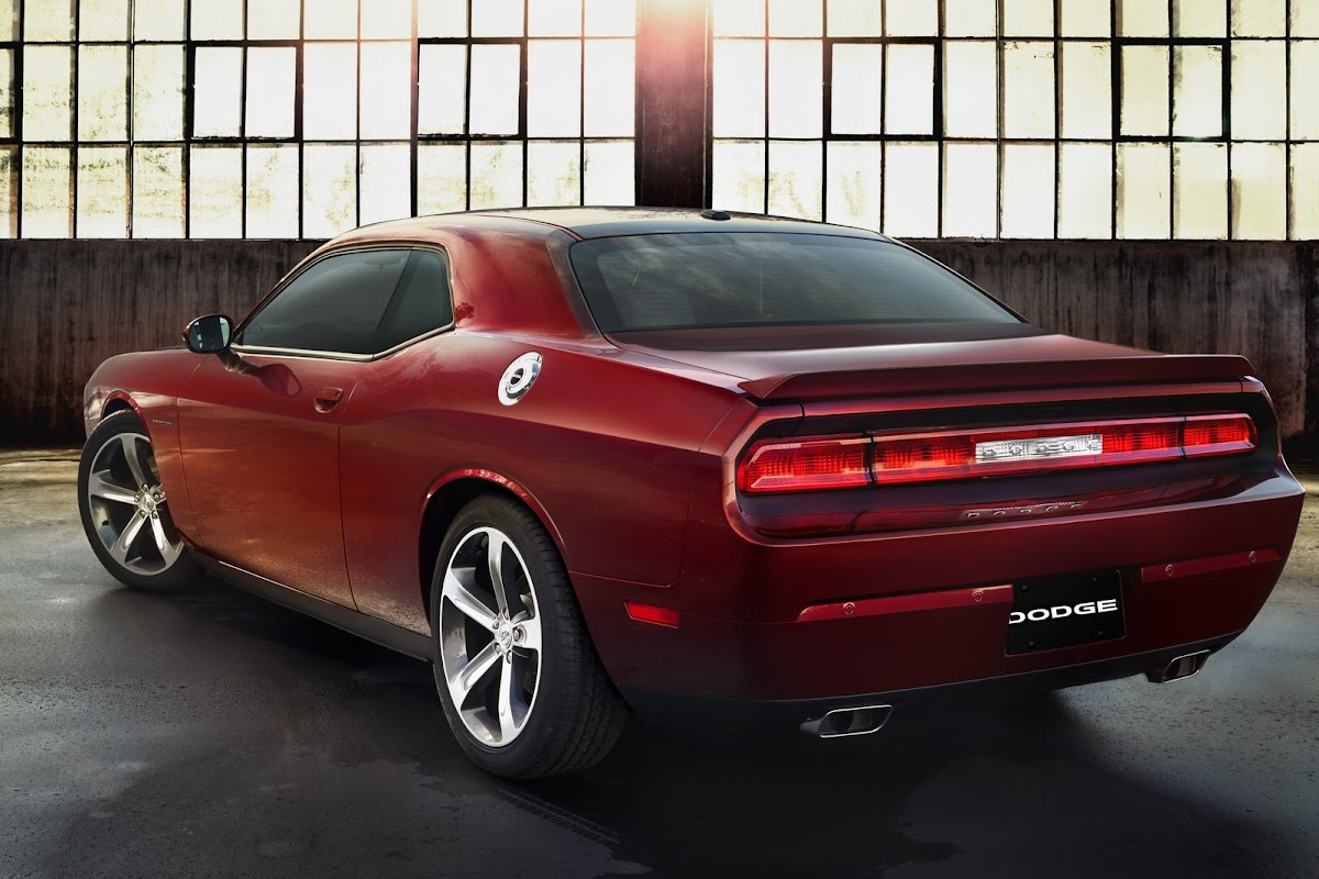 Dodge offers 1 year lease for 2014 charger challenger with the option to swap for 2015mys