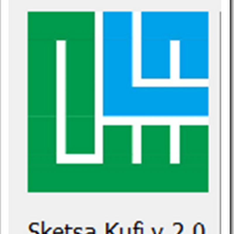 Sketsa Kufi, Software pembuat sketsa Kufi Murabba' (Square Kufic)