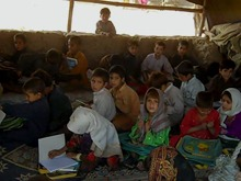 Afghan Refugees I-12 HF Education Program