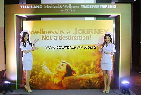 THAILAND MEDICAL & WELLNESS TOURISM MART 2012 AFFIRMED BEAUTY SPA HEALTH DENTAL WORLD CLASS PREMIER DESTINATION tours experience hospitals, spas specialized clinics  wellness spas, medical spas, anti-aging products