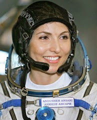 Anousheh Ansari Irani Entrepreneur