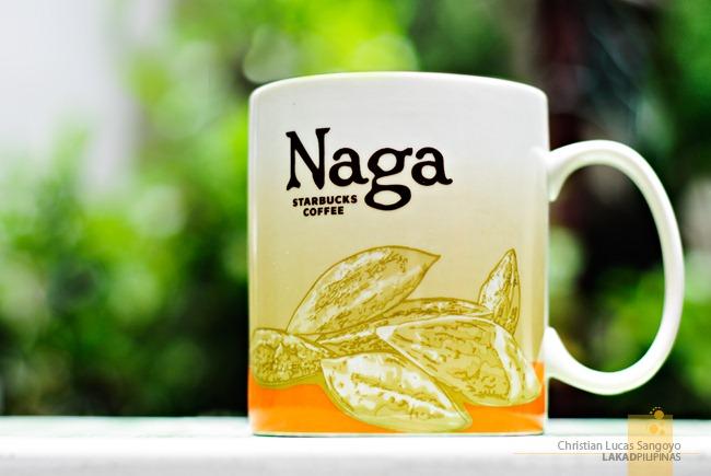 Naga Starbucks Mug