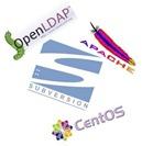CentOS Subversion OpenLDAP Apache