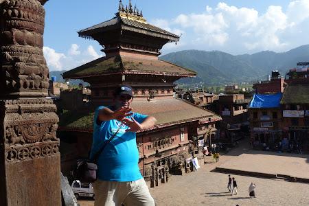 Obiective turistice Bhaktapur: Durbar Square