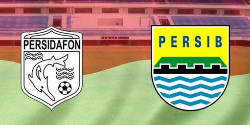 Jadwal dan Rekor Pretemuan Persidafon vs Persib.