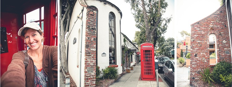 telephone corner