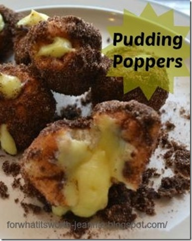 pudding poppers