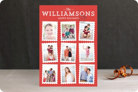 minted stamp collection