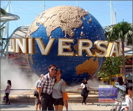 SG Universal Studios