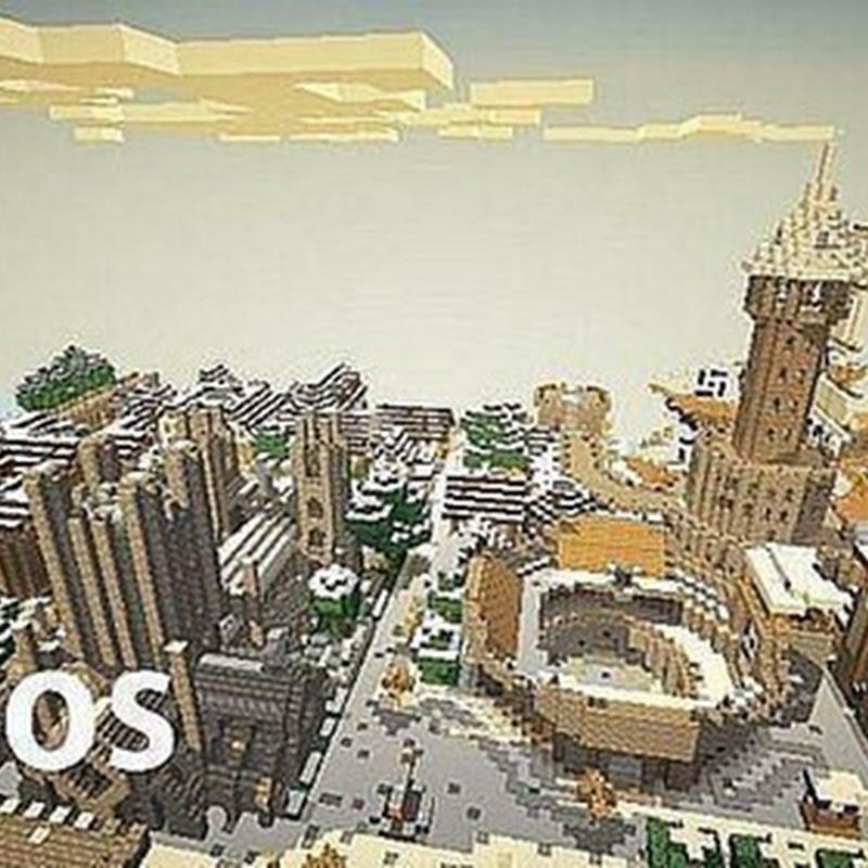 Minecraft 1.8 - Kalos Texture Pack 16x