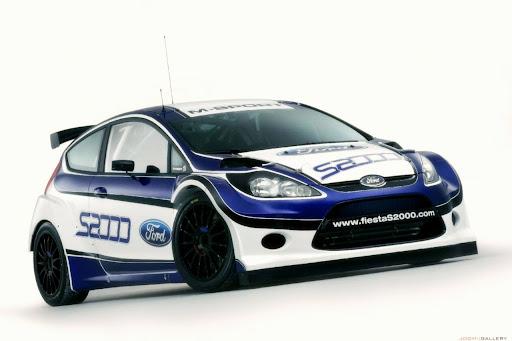 Ford Fiesta S2000 Micha?a