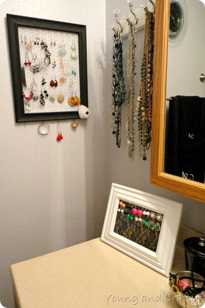 Stud Earring holder 9