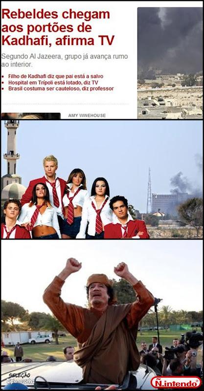 Rebeldes-libia