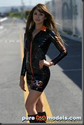 Leah Dizon in  Pure hot Models (12)