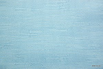 Ognioodporna tkanina dekoracyjna. Na zasłony, narzuty, poduszki, dekoracje. Styl naturalny, lniany. Błękitna.