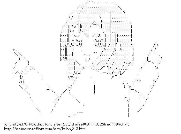 Keion!,Hirasawa Yui