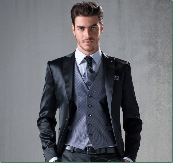 Gui Fedrizzi for Fuentecapala Ceremony 2014