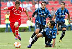 Toluca vs Querétaro
