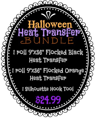 Halloween Heat Transfer Bundle