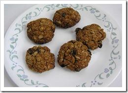 Oatsalmondscoconutraisincookies