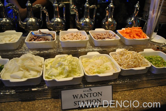 Acaci Cafe Buffet Acacia Hotel Manila 22