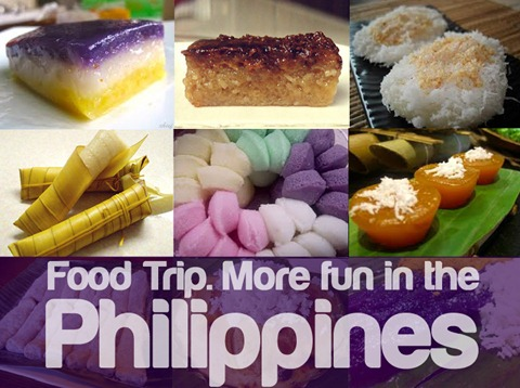 Food Trip - More fun in the Philippines
