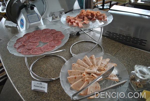 Acacia Hotel Manila Breakfast Buffet 11