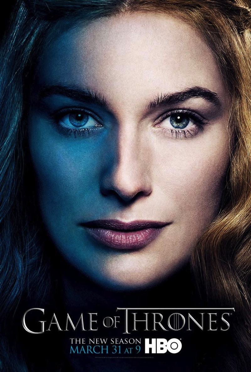Game of Thrones Season 3 Posters cersei1 1