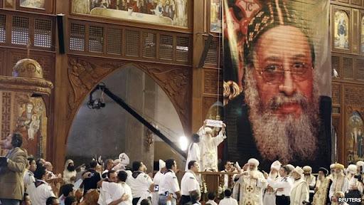 Gereja Ortodoks Koptik Kini Punya Pengganti Paus Shenouda III