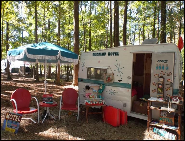 Vintage Camper 1