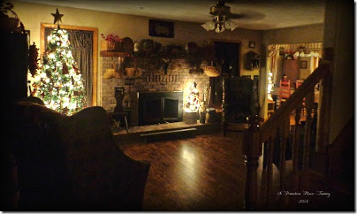 A Primitive Place ~ Tammy: Christmas Decor Part Two ~ 2012 ...