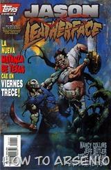 Jason Vs Leatherface 01