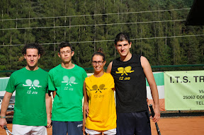 Luca Tanghetti, Paolo Gatta, Michela Poli e Nicola Poli