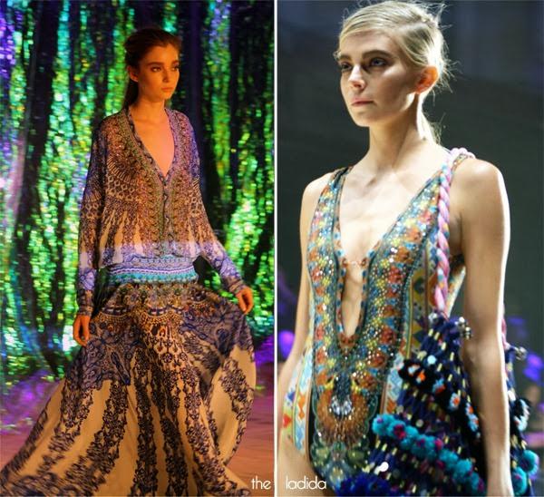 MBFF Sydney 2013 - Trends Gala - Camilla