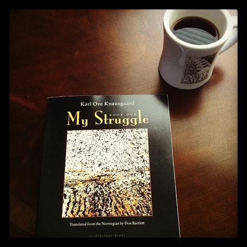 My Struggle  Karl Ove Knausgaard
