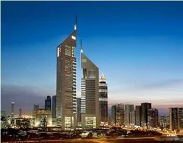 Jumeirah Emirates Towers Hotel Dubai
