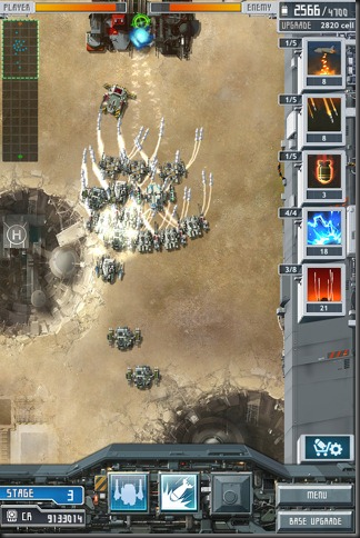 The Mach Defense is the best mechanic defense game of your choice.