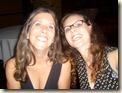 Aurelia and Mommy at Mel's wedding 2009