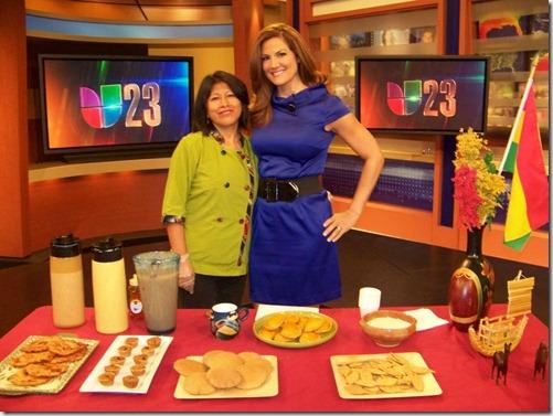Wara Quinoa Organic Bakery-Ana Chipana y el Desayuno Andino boliviano en base a Quinua