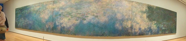 Monet Water Lilies MoMA