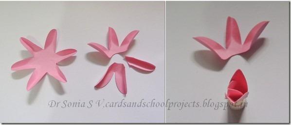 Handmade Flower tutorial