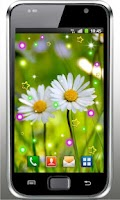 Screenshot of Camomile Summer live wallpaper