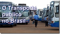 Transporte Publico No Brasil