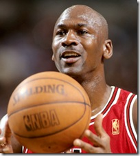 Chicago Bulls Michael Jordan 1997