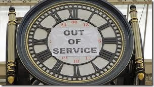 out of servis..